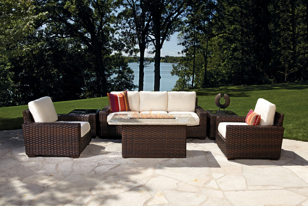 Collection Lloyd Flanders Premium Outdoor Furniture In All - Lloyd flanders outdoor furniture