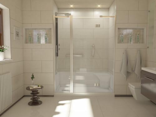 Sullivan Shower Base - SBR-6032